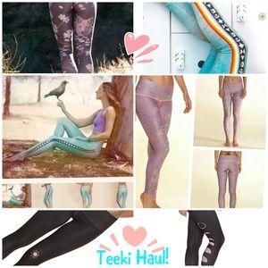 Teeki Haul! 5 pairs!!